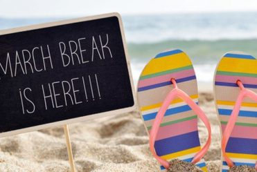 march break is here!
