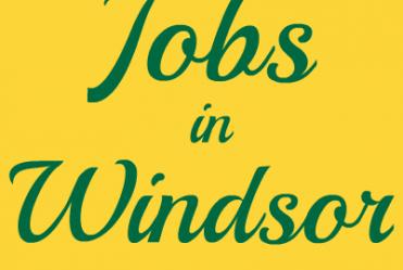 jobs in windsor